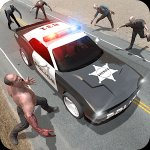 Police vs Zombie - Action games