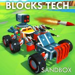 Block Tech : Epic Sandbox Car Craft Simulator Test