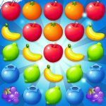 Fruit Magic Master: Match 3 Puzzle