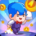 Idle Restaurant Tycoon : Idle Cooking & Restaurant