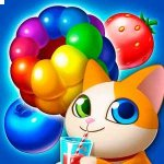 Juice Pop Mania: Free Tasty Match 3 Puzzle Games