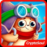 SOUL Merge Cat: Cute Simulator Idle Tycoon