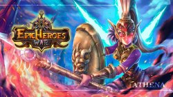 Epic Heroes War: Gods Battle Великие войны