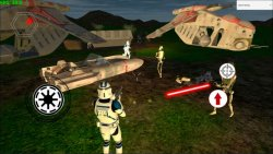 STAR WARS THE ROAD OF FORCE
