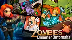 Clash of Zombies 2:Heroes Game