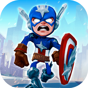 Justice Legends - Heroes War: Superhero Games