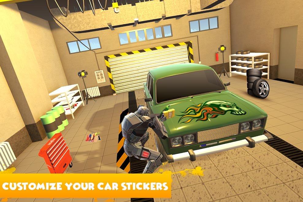 Игровой автомат гараж garage играть онлайн бесплатно