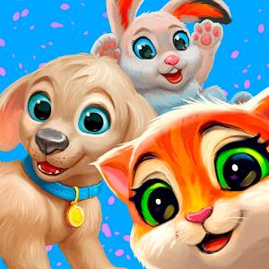 Скачать игру Garden Pets - бесплатная игра 3 в ряд на ...