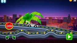 Night Racing: Miami Street Traffic Racer