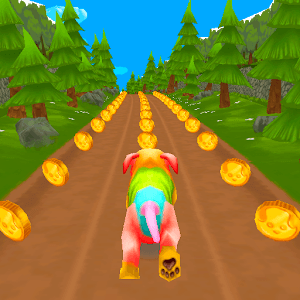 Dog Run - Pet Dog Simulator