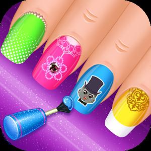 Скачать игру Маникюрный салон : принцессы на андроид ...
