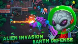 Скачать Aliens Agent: Star Battlelands