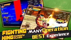 Скачать Fighting King:Kungfu Clash