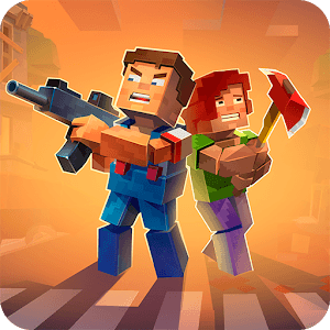 Pixel Combat: World of Guns