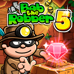 Грабитель Боб 5: приключение в храме