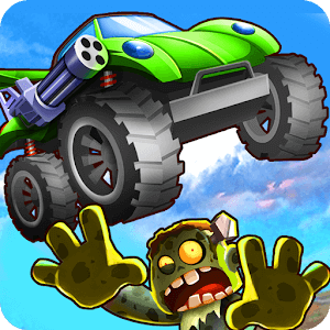 Mad Zombies: Road Racer