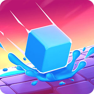 Splashy Cube