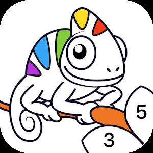 скачать игру Chamy раскраска по номерам на андроид