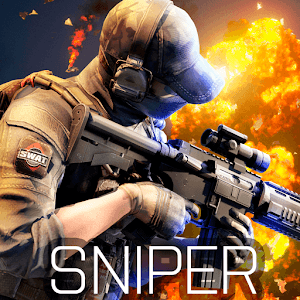 Blazing Sniper - offline shooting game