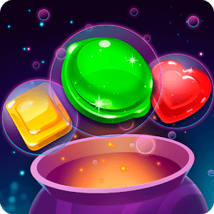 Gems Witch - Jewel Crush Adventure