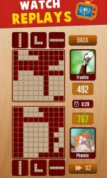 Woody Battle: Online Multiplayer Block Puzzle