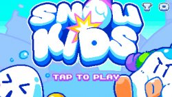 Snow Kids: Snow Game Arcade!