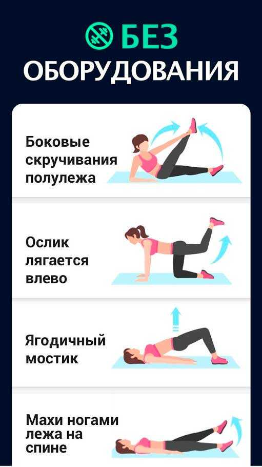 Программы похудения для дома