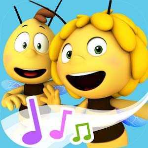 Скачать игру Пчелка Майя музыкальная школа на андроид ...
