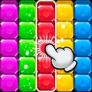 Jewels Garden : Blast Puzzle Game