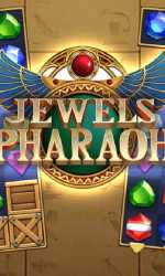 Jewels Pharaoh : Match 3 Puzzle