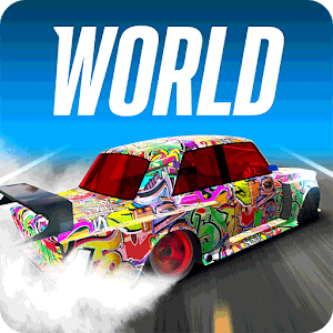 Drift Max World - дрифт-игра