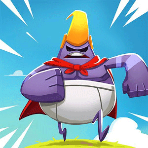 Wonderpants : Rocky Rumble