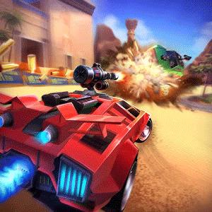Скачать игру Cars Battle Royal: Overload на андроид ...