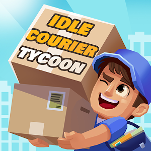Idle Courier Tycoon - 3D Business Manager